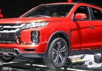 2020 mitsubishi asx facelift looks modern only from the Mitsubishi Asx Facelift