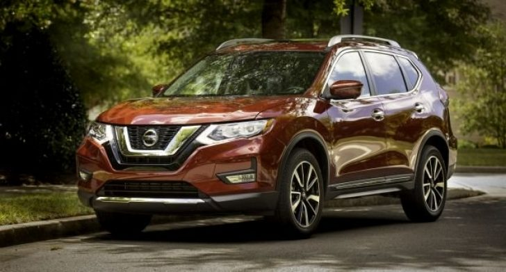 Permalink to Nissan Rogue Release Date