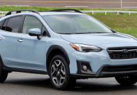 2020 subaru crosstrek colors release date changes Subaru Crosstrek Colors