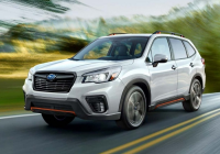 2020 subaru forester hybrid release date the new era of Subaru Hybrid Forester