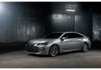 2020 toyota avalon hybrid prices reviews and pictures Toyota Avalon Hybrid Limited
