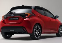 2020 toyota yaris to be australias cheapest hybrid Toyota Yaris Australia