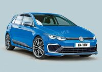 2020 volkswagen golf r to be fastest ever with 405 hp 298 Volkswagen R 2020