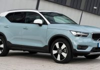 2020 volvo xc40 gets upgraded powertrains new gear and Volvo Xc40 2020