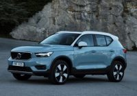 2020 volvo xc40 preview release date and prices Volvo Xc40 Plug In Hybrid