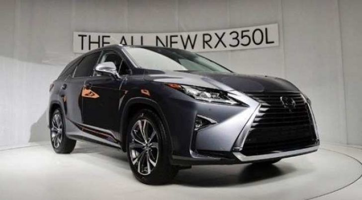Permalink to Lexus Rx 350 Changes For