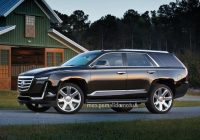 67 new cadillac escalade 2020 redesign concept and review Cadillac Escalade Redesign