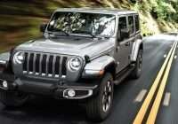 a jeep wrangler plug in hybrid confirmed for 2020 Jeep Wrangler Plug In Hybrid