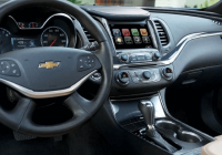 abundant amenities enrich the drive in the impala interior Chevrolet Impala Interior