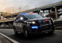 all new 2020 ford police interceptor utility hybrid suv Ford Police Interceptor