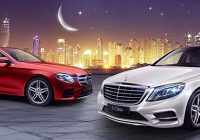 celebrate this ramadan with a mercedes benz gargash Mercedes Ramadan Offer