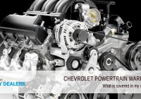 chevrolet powertrain warranty breakdown valley chevy Chevrolet Powertrain Warranty