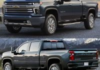 chevrolet silverado hd 2020 general motors revelou as Nova Pick Up Chevrolet