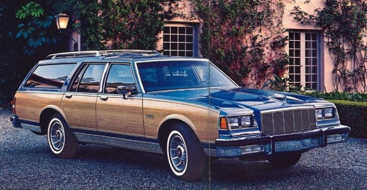 Permalink to Buick Electra Estate Wagon
