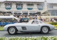 concours delegance 1954 ferrari 375 named best of show Ferrari Concours D'Elegance