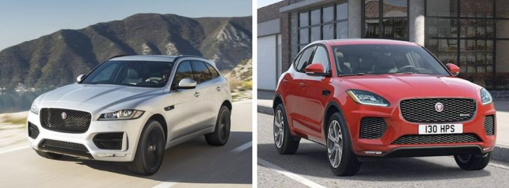 Permalink to Jaguar E-Pace Vs F Pace