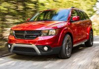 dodge journey replacement plans just got more interesting Dodge Journey Replacement