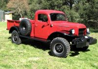 dodge power wagon Dodge Power Wagon Specs