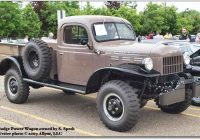 dodge power wagon the original legendary truck Dodge Power Wagon Specs