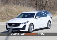 first in the wild pictures of the cadillac ct5 Photos Of Cadillac Ct5