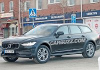 first look at the new volvo v90 cross country carbuzz Volvo V90 Facelift 2020
