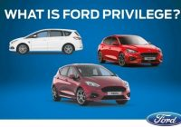 ford privilege scheme are you eligible pentagon ford Jaguar Privilege Scheme