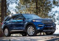 ford unveils all new 2020 explorer suv in detroit Ford Unveils The New Explorer