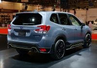 forester sti breaks cover in tokyo its the one you want Subaru Forester Concept
