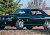four 1969 chevrolet yenko camaro coupes head to auction gm Chevrolet Yenko Camaro