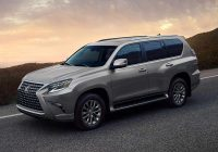 freshened 2020 lexus gx 460 gets new look off road toys Pictures Of Lexus Gx 460