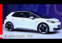 full electric 2020 vw id3 development youtube Volkswagen Sähköauto 2020