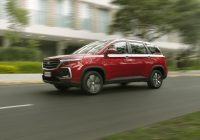 gm launches all new chevrolet captiva turbo in south america Chevrolet All New Captiva