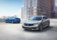 honda civic 2019 is a getting a refreshed design Honda Civic Model In Pakistan