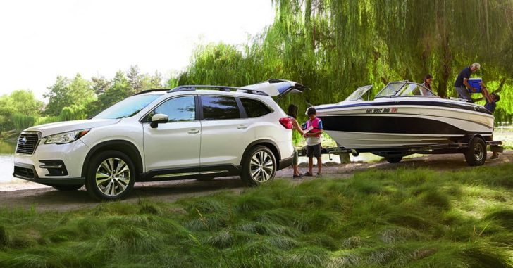 Permalink to Subaru Outback Towing Capacity