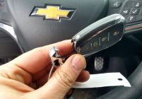 how to change chevrolet key fob battery Gmc Key Fob Battery Replacement