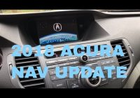 how to update your acura navigation to 2018 maps on an Acura Navigation Update
