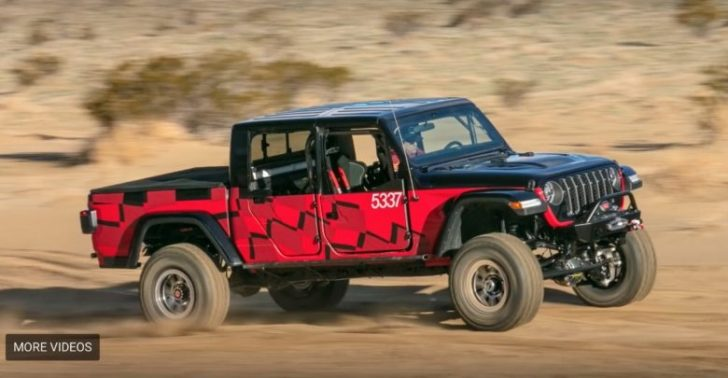 Permalink to Jeep Gladiator King Of The Hammers