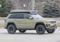jeep grand cherokee overlander concept slated for production Jeep Grand Cherokee Concept