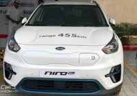 kia developing india specific electric vehicle expected to Kia Electric Cars In India