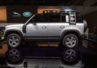 land rover defender a closer look at the redesigned icon Jaguar Land Rover Defender