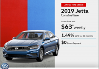lease the 2019 jetta belleville volkswagen Volkswagen Lease Deals May