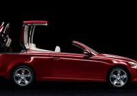 lexus will keep building the is 250c and is 350c Lexus Hardtop Convertible
