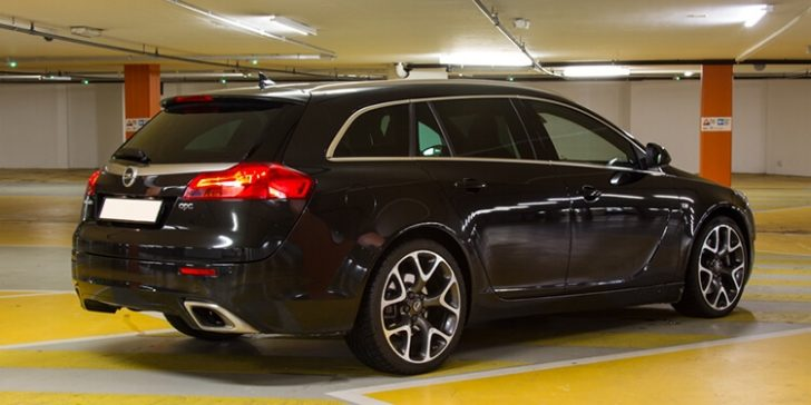 Permalink to Opel Insignia Sports Tourer Opc
