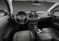 mercedes benz x class interieur pure daimler global Mercedes X Class Interior