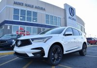 new 2020 acura rdx sh awd with a spec package 4d sport utility Acura Rdx Ground Clearance