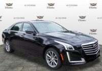 new 2019 cadillac cts 20l turbo luxury awd Cadillac Ats 2.0l Turbo Luxury
