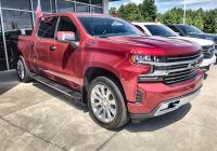 new 2020 chevrolet silverado 1500 high country with navigation 4wd Chevrolet Silverado High Country