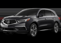 new 2020 acura mdx sh awd with technology package with navigation Acura Mdx Technology Package