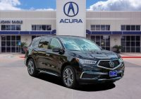new 2020 acura mdx sh awd with technology package with navigation Acura Mdx With Technology Package