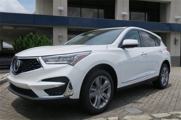 Permalink to Acura Rdx Advance Package